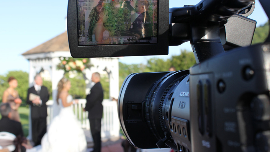 option video mariage luxe